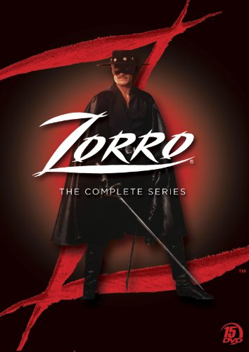 Cheap Zorro: The Complete Series DVD for sale