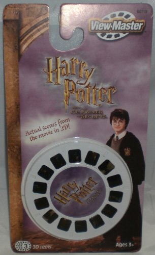 Harry Potter and the Chamber Of Secrets View-Master -