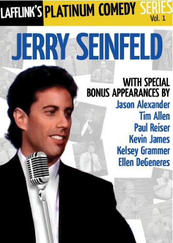 Lafflink Presents: The Platinum Comedy Series Vol. 1: