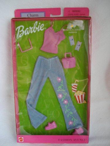 Barbie Fashion Avenue Charm Styles DRIVE-IN MOVIE