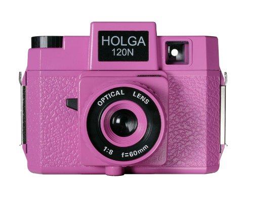 Holga 178120 Holgawood Collection Plastic Camera