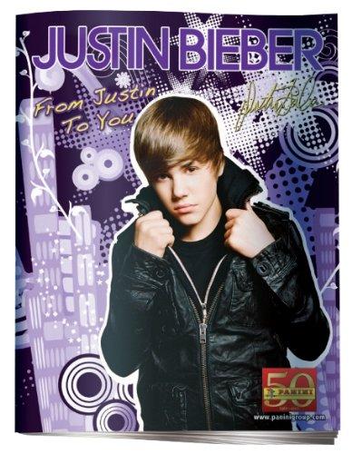 "Justin Bieber - ""From Justin To You"" Sticker Album"
