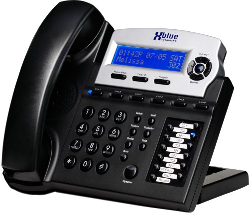Xblue X16 Small Office Phone System 6 Line Digital
