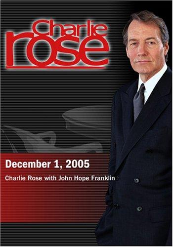 Charlie Rose with John Hope Franklin (December 1,