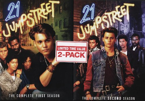 21 Jump Street: The Complete First and Second Seasons