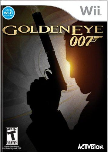 James Bond 007: GoldenEye Wii