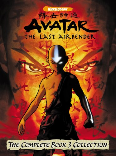 Avatar - The Last Airbender: The Complete Book 3
