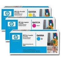 HP Color LaserJet Q6001A/Q6002A/Q6003A Tri-Pack Windows