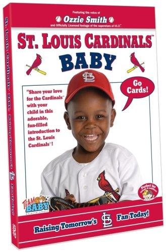 Team Baby: St. Louis Cardinal Baby - Raising