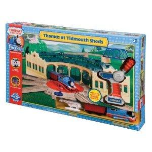 Thomas & Friends Trackmaster R/C Thomas at Tidmouth
