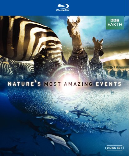 Nature's Most Amazing Events [Blu-ray]