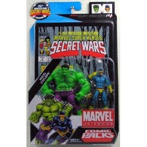 Marvel 25th Anniversary Comic 2pk - Hulk & Cy