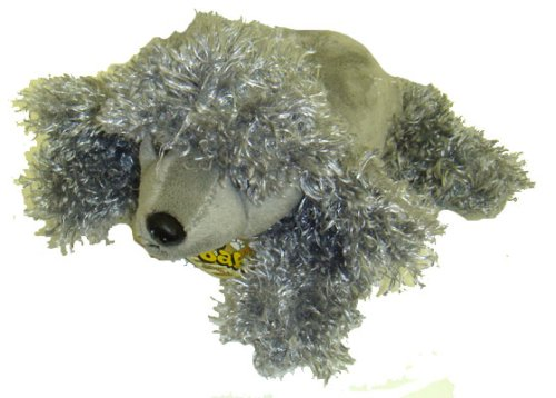 """Grey Poodle 8.5"""" Jelly Babies"""