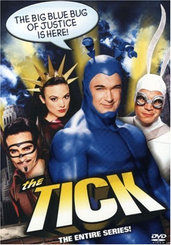 The Tick - The Entire Series