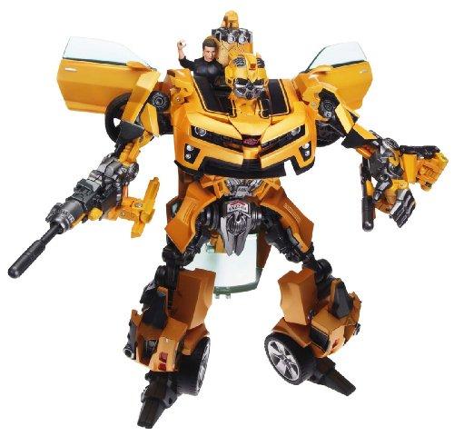 Transformers Human Alliance - Bumblebee with Sam