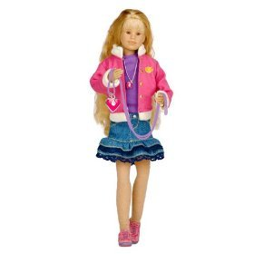 Only Hearts Club Heart to Heart Doll with Charm