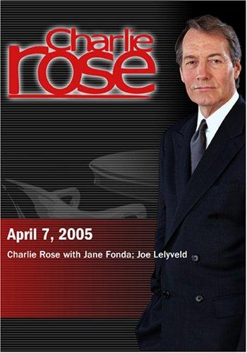 Charlie Rose with Jane Fonda; Joe Lelyveld (April 7,
