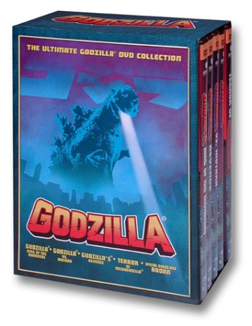 Godzilla - The Ultimate Collection (Godzilla, King of