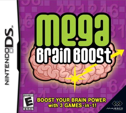 Mega Brain Boost Nintendo DS