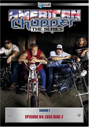 American Chopper Season 7 - Episode 84: LUGZ Bike 2