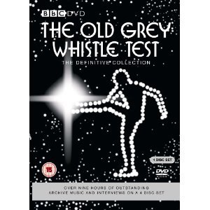 THE OLD GREY WHISTLE TEST - VOL. 1 TO 3 [NON-USA