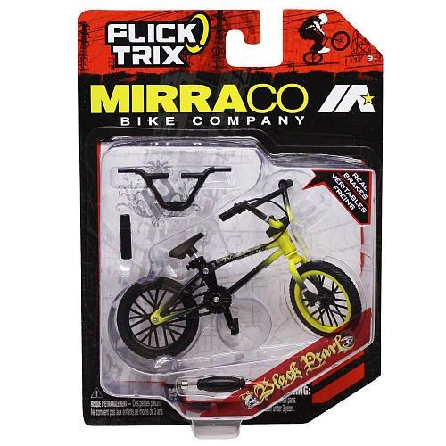 Flick Trix BMX Finger Bike Mirra (Styles/Colors Vary)