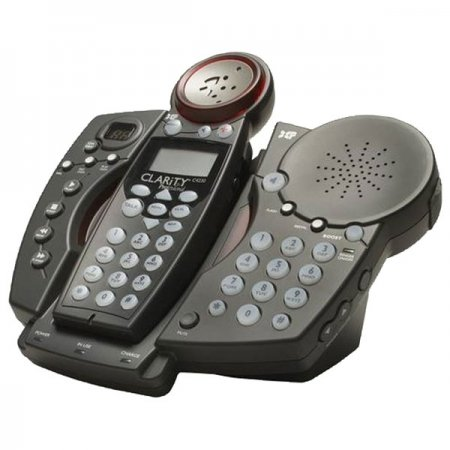 Clarity 5.8 GHz Professional Amplified Cordless Phone