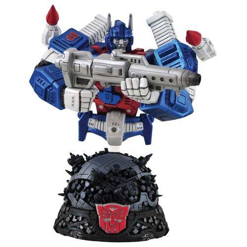 Transformers: Ultra Magnus Bust