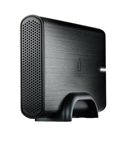 Iomega Prestige 1 TB USB 2.0 Desktop External Hard