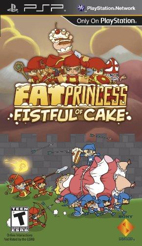 Fat Princess: Fistful of Cake Sony PSP