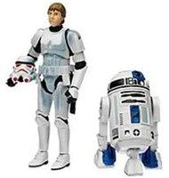 Star Wars 3.75 Expanded Universe Luke Skywalker &