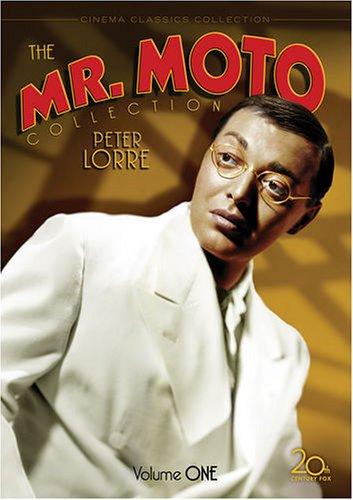 Mr. Moto Collection, Vol. 1 (Mr. Moto Takes A Chance /
