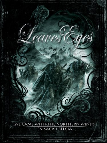 Leaves' Eyes - We Came With The Northern Winds - En