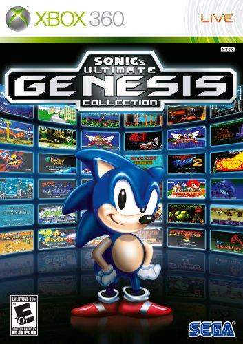 Sonic Ultimate Genesis CO Xbox 360