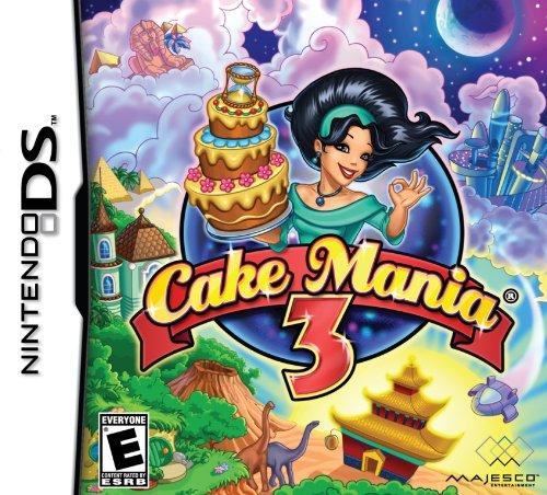 Cake Mania 3 Nintendo DS