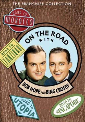 On the Road With Bob Hope and Bing Crosby Collection
