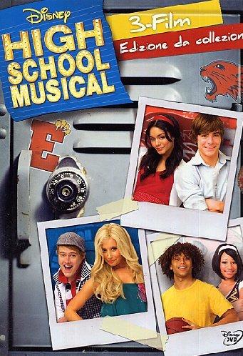 High School Musical - La Trilogia (3 Dvd)