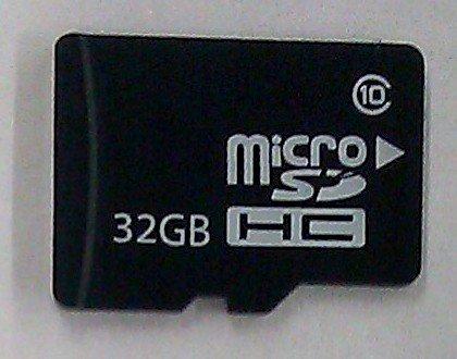 KOMPUTERBAY 32GB Class 10 MicroSDHC Card 32 GB High