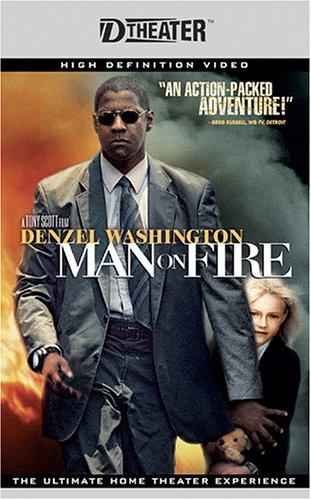 Man on Fire (D-VHS)