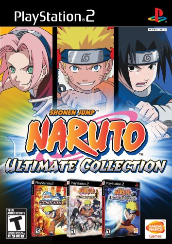 Naruto Ultimate Collection PS2