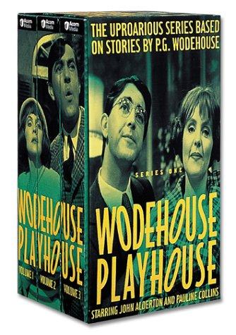 Wodehouse Playhouse: Series 1 [VHS]