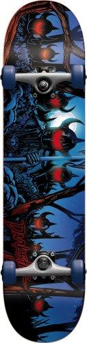 Darkstar Twilight Full Complete Skateboard (Blue,