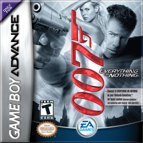 James Bond 007: Everything or Nothing Game Boy Advance