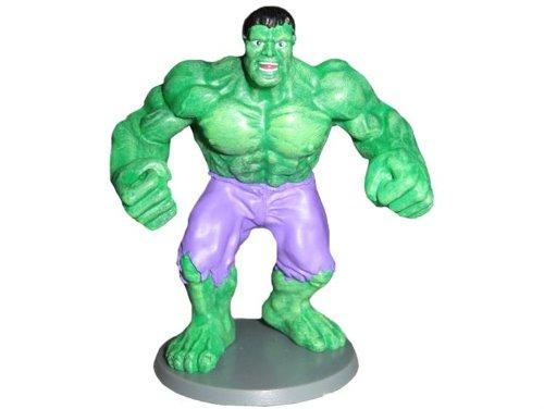 """Marvel Miniature Alliance 2.75"""" PVC Figurine - Hulk"""