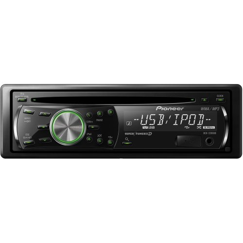 Pioneer DEH-2200UB CD Receiver with iPod Direct