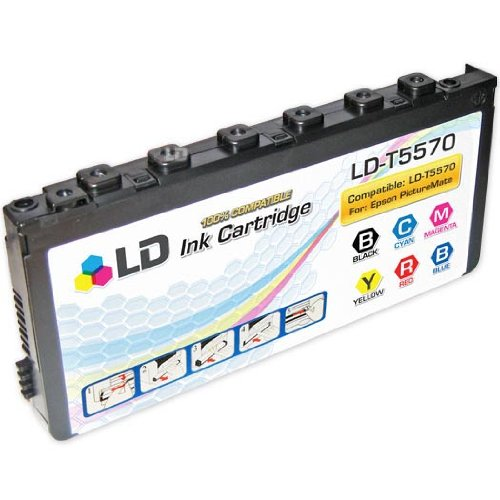 LD Compatible Epson PictureMate Photo T5570 Inkjet