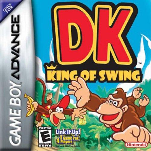 Donkey Kong King of Swing Game Boy Advance