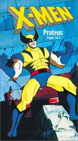 X-Men - Proteus 1 & 2 [VHS]