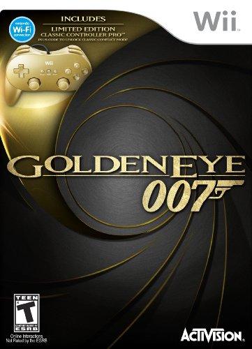 James Bond 007: GoldenEye 007 Classic Edition Wii