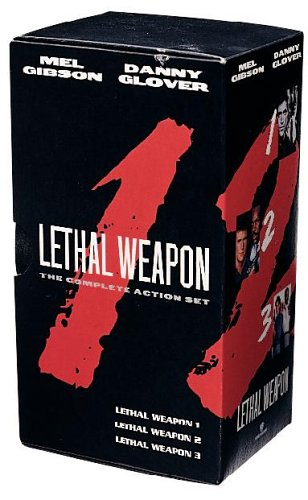 Lethal Weapon 3-Pack [VHS]